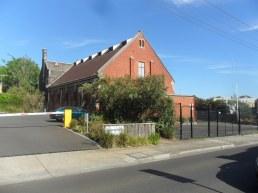 Kew Parish Hall_Parking