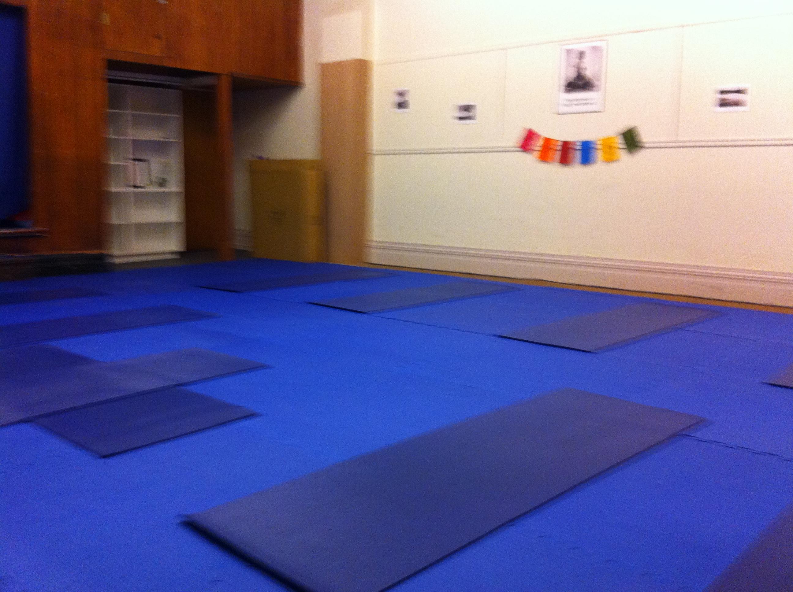Yoga School of Health
