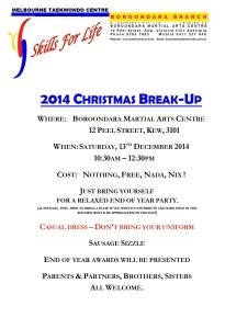 Christmas break up_13.12.14
