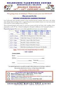 Holiday Program_Dec 2014